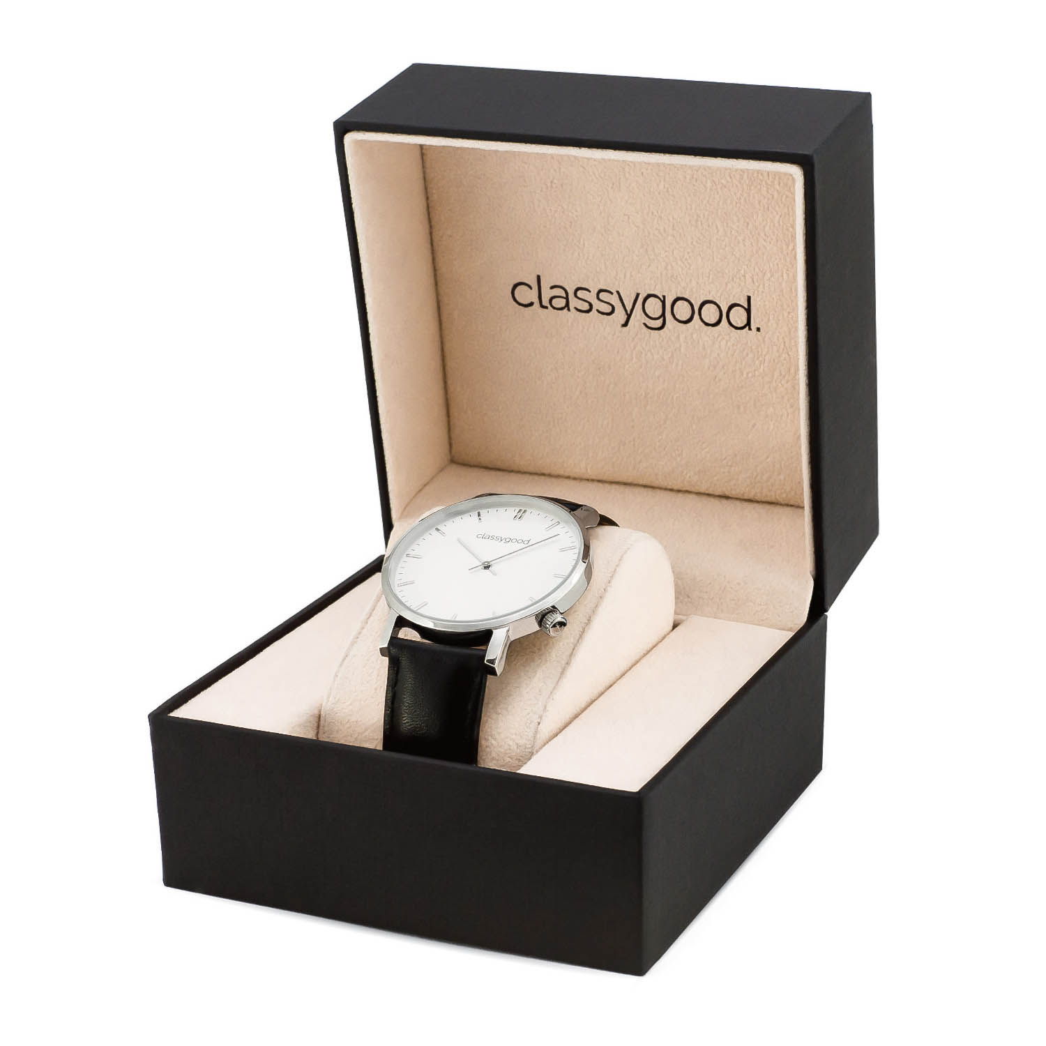classygood Uhr Verpackung Box